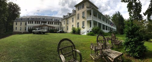 Stay Overnight In The 113-Year-Old Grand Old Lady Hotel, An Allegedly Haunted Spot In North Carolina