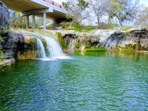 Cool Off This Summer With A Visit To These 7 Texas Waterfalls