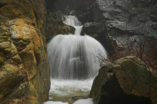 Hike Less Than A Quarter-Mile To Five Springs Falls In Wyoming