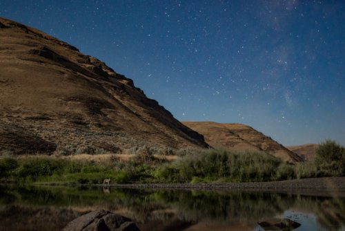 9 Glorious Campgrounds In Oregon Where No Reservation Is Required