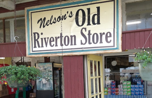 A Trip To One Of The Oldest General Stores In Kansas Is Like Stepping Back In Time