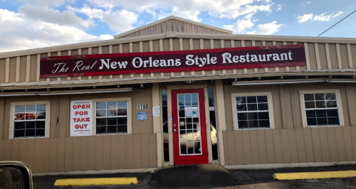 Get A Taste Of Cajun Country At The Real New Orleans Style Restaurant In Texas