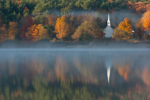 These 7 Perfectly Picturesque Small Towns In New Hampshire Are Delightful