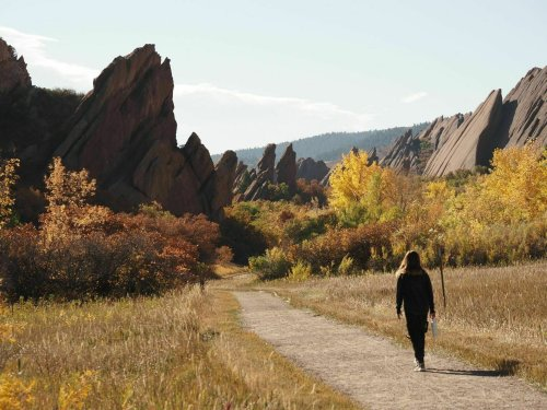 This Easy Fall Hike In Colorado Is Just Two Miles And You'll Love Every Step You Take