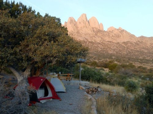 Enjoy Breathtaking New Mexico Landscapes When You Stay At Aguirre Springs Campground This Summer
