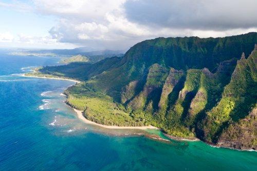Nāpali Coast: Too Beautiful To Be Real, And A Bucket-List Worthy Island Paradise