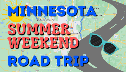 Drive To 9 Impressive Summer Spots Throughout Minnesota On This Scenic Weekend Road Trip
