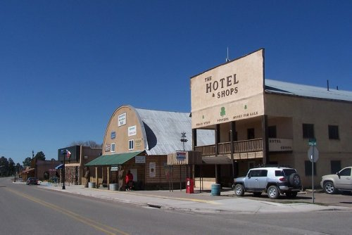 Fall Is The Perfect Time To Visit This Historic Mountain Town In New Mexico