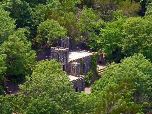 Visit These Fascinating Collings Castle Ruins In Oklahoma For An Adventure Into The Past