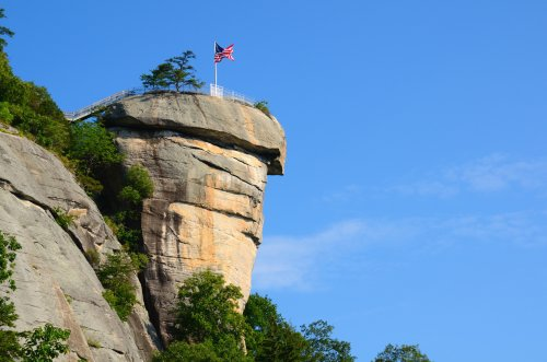 You'll Have A Blast Exploring The Best State Park In All Of North Carolina, Chimney Rock
