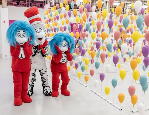 Enter The Whimsical World Of Dr. Seuss In Texas With This Immersive Art Installation