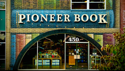 This Two-Story Bookstore In Utah, Pioneer Book, Is Like Something From A Dream