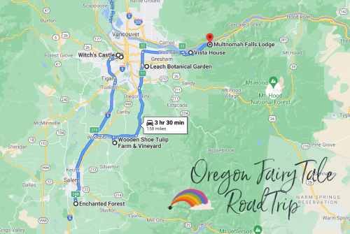 The Fairy Tale Road Trip That'll Lead You To Some Of Oregon's Most Magical Places