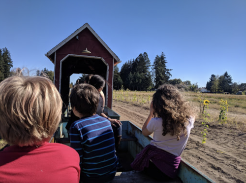 The Boo Train Ride In Oregon Is Scenic And Fun For The Whole Family