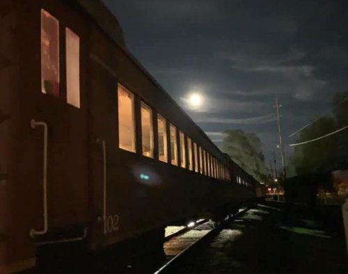 The Moonlit Train Ride At Lebanon Mason Monroe Railroad In Ohio Will Give You An Evening To Remember