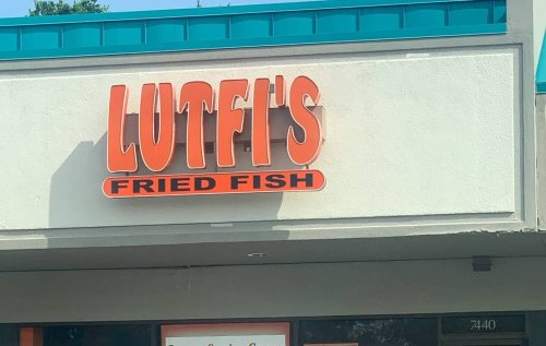 Some Of The Best Crispy Fried Seafood In Nebraska Can Be Found At Lutfi's Fried Fish