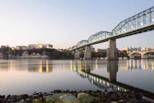 The Tennessee River In Tennessee Has Been Named One Of The Most Beautiful Rivers In America