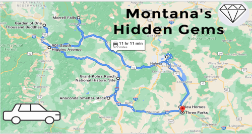 The Ultimate Montana Hidden Gem Road Trip Will Take You To 7 Incredible Little-Known Spots In The State