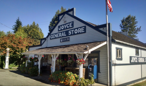Joyce, Washington Is Home To The Longest Continually Operating General Store In The State