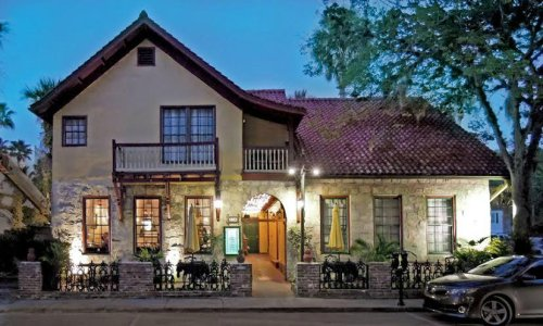 The Old City Inn in Florida Is A Romantic Getaway With History Dating Back To The 1800s