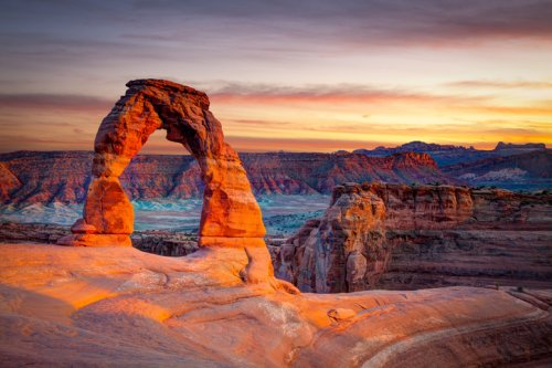 Arches National Park: An Otherworldly Landscape In The American West