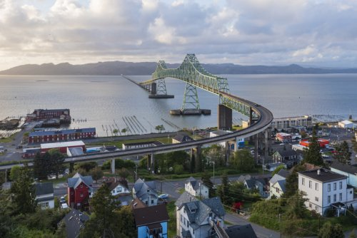 Astoria, Oregon Is Being Called One Of The Best Small Town Vacations In America
