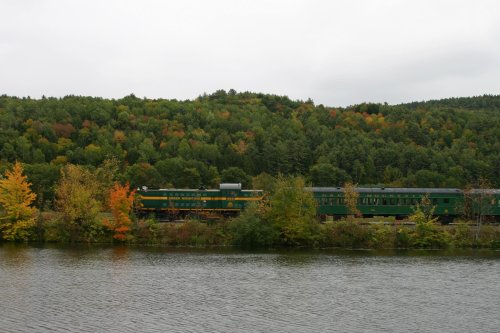 This 2-Hour Train Ride Is The Most Relaxing Way To Enjoy Vermont Scenery