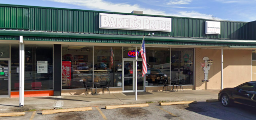 Devour The Best Homemade Sticky Buns At This Bakery In Georgia