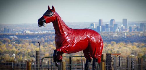Colorado's Little-Known Cold War Horse Named One Of America's Most Fascinating Roadside Attractions