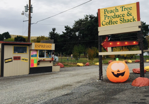 This Unassuming Roadside Stand Has Some Of The Best Iced Coffee In Oregon
