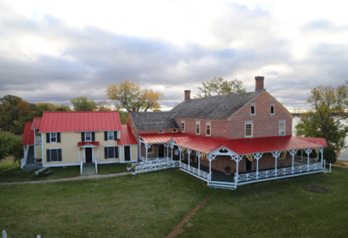 Visit This Fascinating Peninsula In Vermont For An Adventure Into The Past