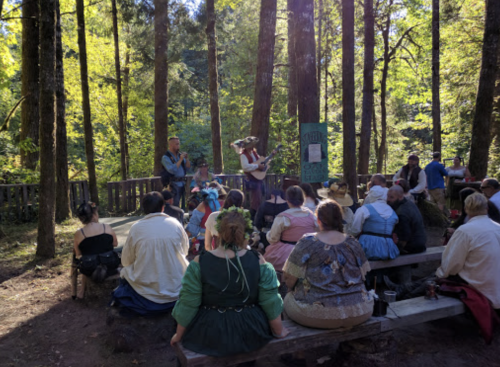The Shrewsbury Renaissance Faire In Oregon Will Be Back For Its 25th Year Of Fun Festivities