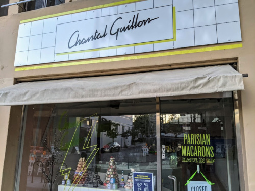 Serving Up Colorful Macarons, Chantal Guillon Is A Little Slice Of Paris In Northern California