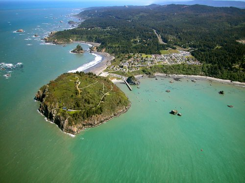 Trinidad In Northern California Was Named A Must-Visit Charming Small Town In The US