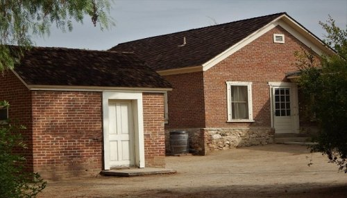 Peek Into The Past At Jensen Alvarado Historic Ranch and Museum And See How Southern Californians Lived In The 1880s