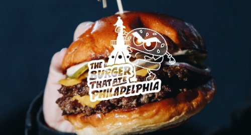 Sink Your Teeth Into The Frighteningly Good Burgers From The Burger That Ate Philadelphia