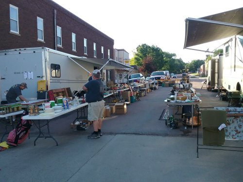 Get Ready For The Sale Of The Year With The 90-Mile Yard Sale In South Dakota
