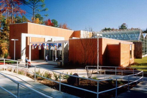 The Museum Of Life Science In North Carolina Is Home To The State's Largest Butterfly House