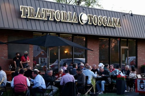 The Entire Menu At Trattoria Toscana In Connecticut Is Made From Scratch Every Day