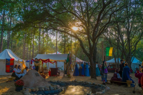 This Florida Renaissance Festival Will Be Back For Its 16th Year Of Fun Festivities