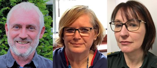 Staff's response to Covid-19 has been humbling, says head of nursing