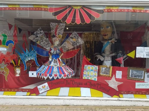 Don't miss Ryde's Spring Windows: Art installations in shop windows