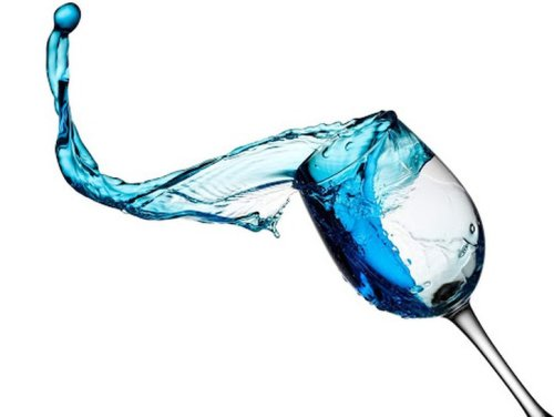 Forget Rosé - Blue Wine Is The Next Big Thing
