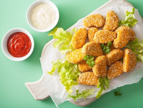 Vegan Chickpea Nuggets: A Healthy Option Even Your Pickiest Kid Will Eat
