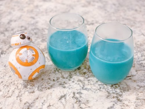 Copycat Star Wars Galaxy's Edge Blue Milk