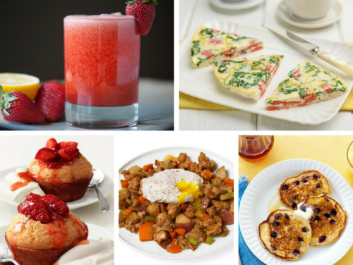 Treat Your Mother Right This Mother's Day With An Awesome Brunch