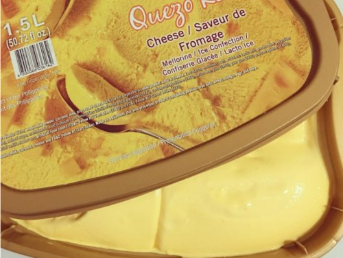 Cheddar Cheese Ice Cream Is A Real Thing, But Is It Good?