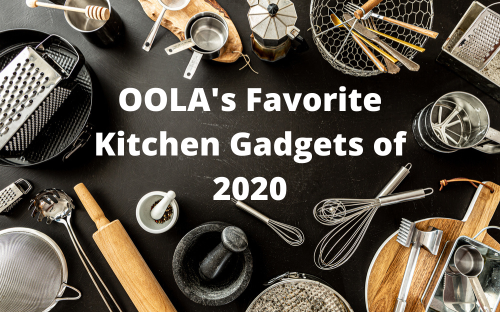 Our Favorite Kitchen Gadgets of 2020