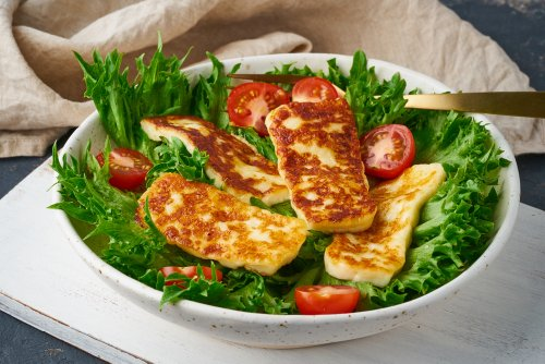 What Is Halloumi Cheese And How Do You Eat It?