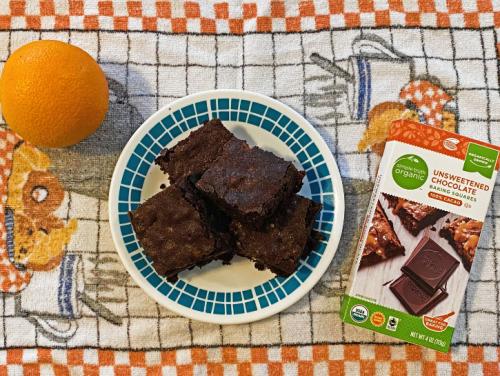Oola's Take on Katharine Hepburn's World Class Brownies